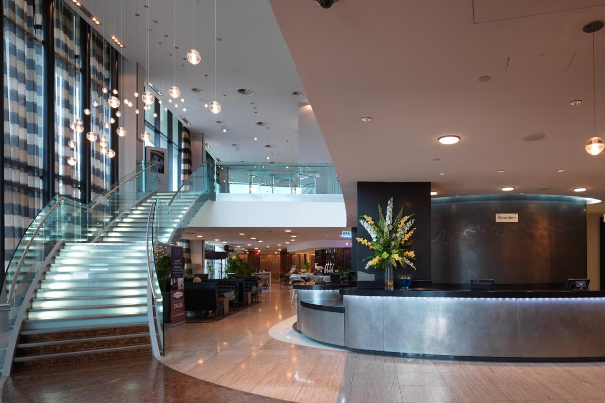 Hilton, Liverpool One | J Wilkinson Group