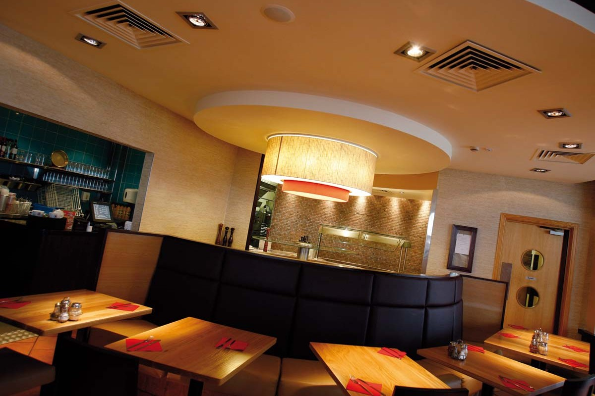 Pizza hut liverpool one j wilkinson group