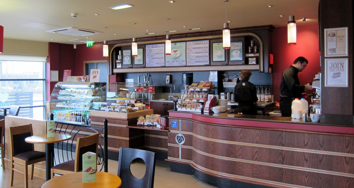 Interior Design Cafe Edinburgh