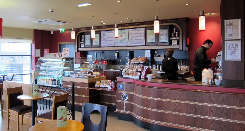 Pictures of coffee shop interiors joy studio design for Interior designs for coffee shops