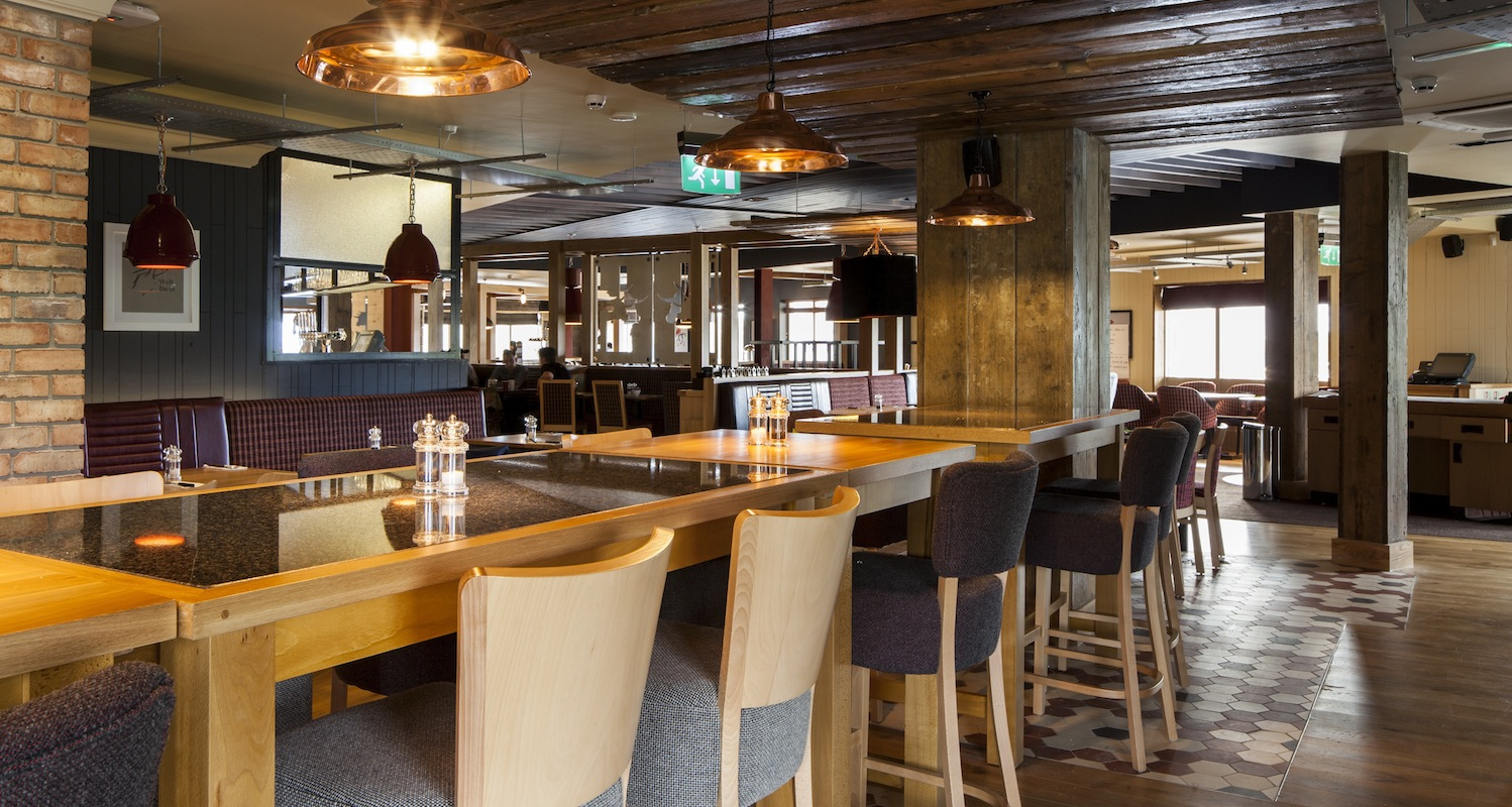 Beefeater weymouth interior fit out j wilkinson group